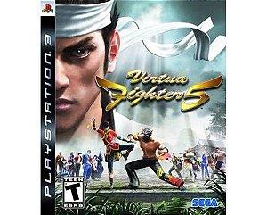 Virtua Fighter 5 Seminovo – PS3