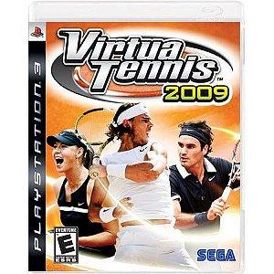 Virtua Tennis 2009 Semi-Novo – PS3