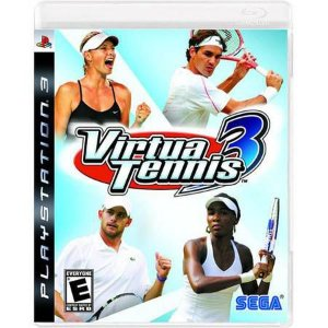 Virtua Tennis 3 Seminovo – PS3