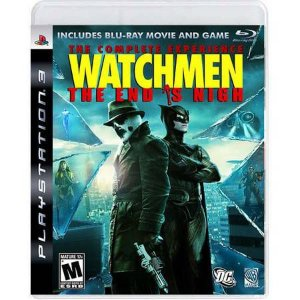 Watchmen The Complete Edition Experience Seminovo – PS3