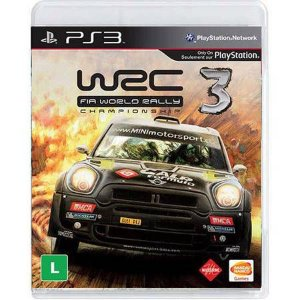 Wrc 3: Fia World Rally Championship Seminovo – PS3