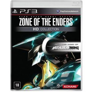 Zone of The Enders HD Collection Seminovo – PS3