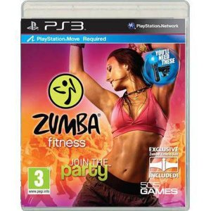 Zumba Fitness Seminovo – PS3