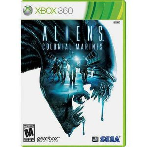 Aliens Colonial Marines Seminovo – Xbox 360