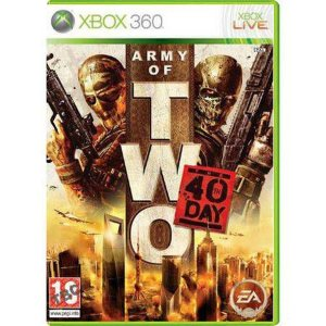 Army Of Two 40TH Day Platinum Hits Seminovo – Xbox 360