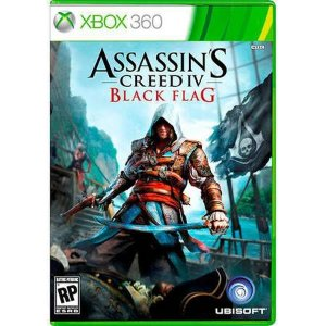 Assassin's Creed IV: Black Flag Seminovo – Xbox 360