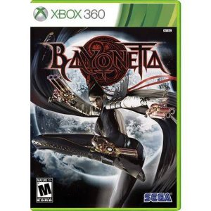 Bayonetta Seminovo – Xbox 360