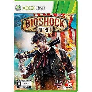 Bioshock Infinite Seminovo – Xbox 360