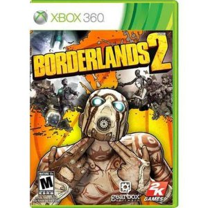 Borderlands 2 Seminovo – Xbox 360