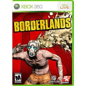 Borderlands Seminovo – Xbox 360