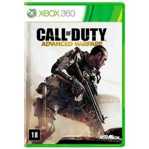 Call Of Duty: Advanced Warfare Seminovo – Xbox 360