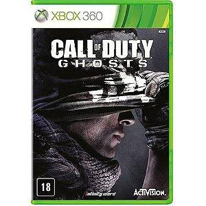 Call of Duty: Ghosts Seminovo – Xbox 360