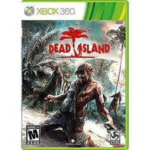 Dead Island Seminovo – Xbox 360