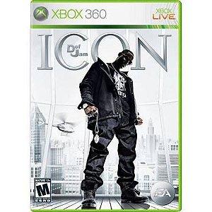 Def Jam Icon Seminovo – Xbox 360