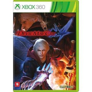 Devil May Cry 4 Seminovo – Xbox 360