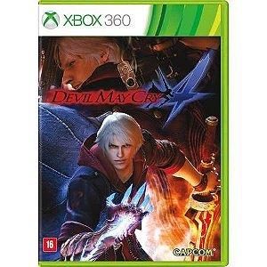 Devil May Cry 4 Seminovo – Xbox 360