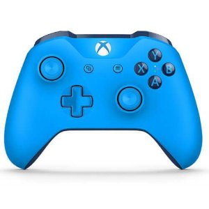 Controle Xbox One S All Blue / Azul – Xbox One