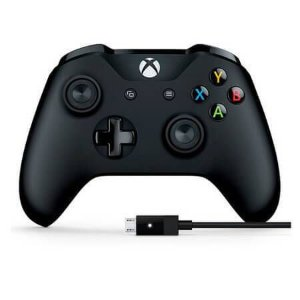 Controle Xbox One S Wirelles e Bluetooth + Cabo USB