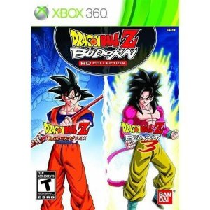 Dragon Ball Z Budokai Hd Collection Seminovo – Xbox 360