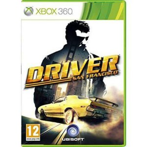 Driver San Francisco Seminovo – Xbox 360