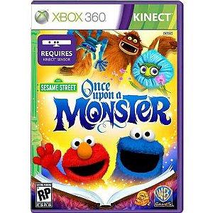 Era Uma Vez Um Monstro Kinect Seminovo – Xbox 360
