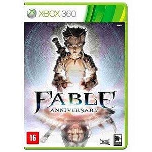 Fable Anniversary Seminovo – Xbox 360