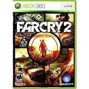 Far Cry 2 Seminovo - Xbox 360