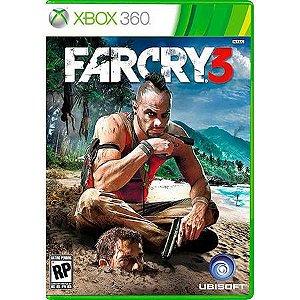 Far Cry 3 Seminovo – Xbox 360