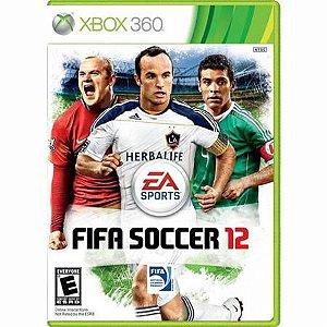 Fifa 12 Seminovo – Xbox 360