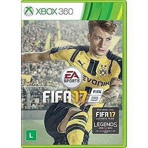 FIFA 17 Seminovo - Xbox 360