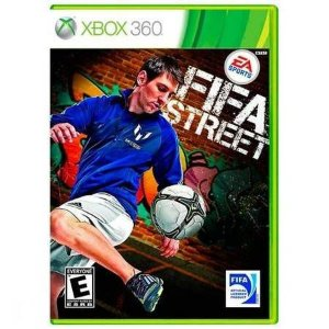 Fifa Street Seminovo – Xbox 360