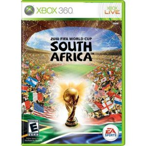 Fifa World Cup South Africa 2010 Seminovo – Xbox 360