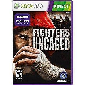 Fighters Uncaged Seminovo – Xbox 360