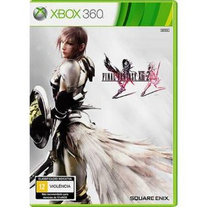 Final Fantasy XIII-2 Seminovo - Xbox 360
