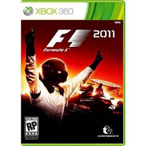 Formula 1 F1 2011 Seminovo – Xbox 360
