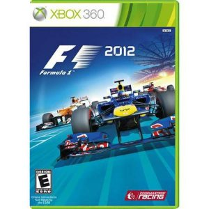 Formula 1 F1 2012 Seminovo – Xbox 360