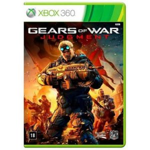 Gears Of War Judgment Seminovo – Xbox 360
