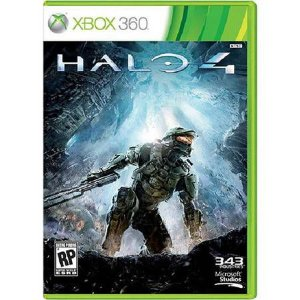 Halo 4 Seminovo - Xbox 360