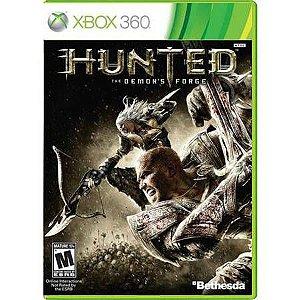 Hunted The Demons Forge Seminovo – Xbox 360