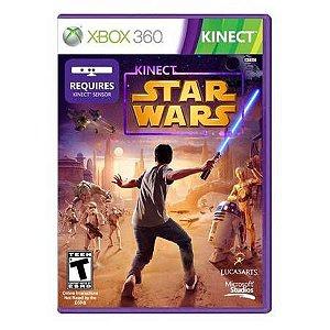 Kinect Star Wars Kinect Seminovo – Xbox 360