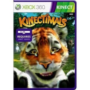 Kinectimals Seminovo – Xbox 360