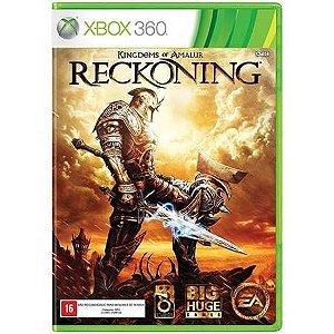 Kingdoms of Amalur Reckoning Seminovo – Xbox 360