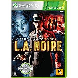 L.A. Noire Seminovo – Xbox 360