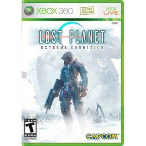 Lost Planet Extreme Condition Seminovo – Xbox 360