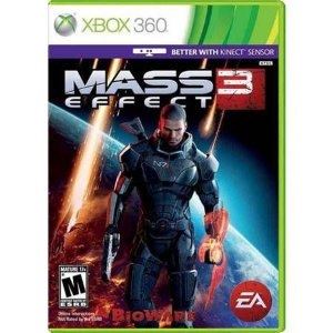 Mass Effect 3 Seminovo – Xbox 360
