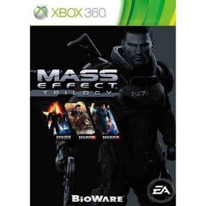Mass Effect Trilogy Seminovo – Xbox 360