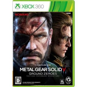 Metal Gear Solid V Ground Zeroes Seminovo – Xbox 360