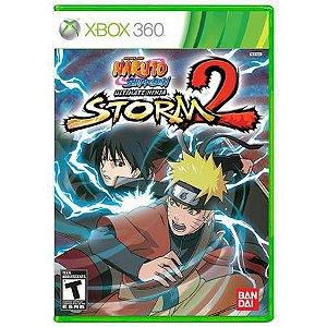 Naruto Shippuden: Ultimate N. Storm Generations Seminovo – Xbox 360