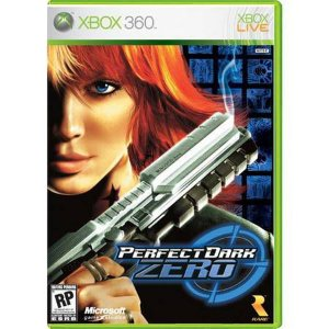 Perfect Dark Zero Seminovo – Xbox 360