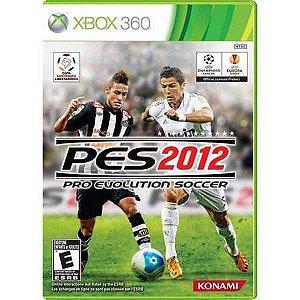 Pro Evolution Soccer 2012 Seminovo – Xbox 360